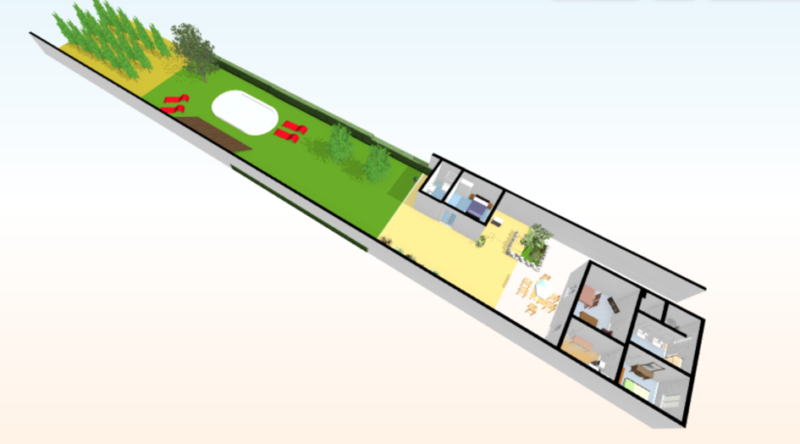 Floorplan Provence